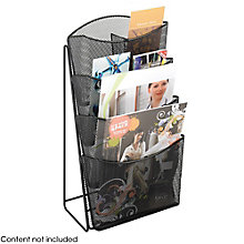 Four Pocket Magazine Rack, 8828215