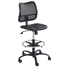Vue Mesh Back Drafting Stool, 8813723