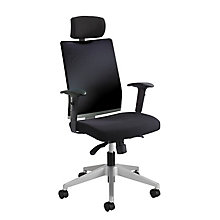 Tez Mesh Back Chair with Headrest, 8813739
