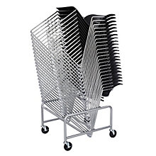 Mobile Storage Cart for Stack Chairs, 8801295
