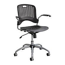 Sassy Soft Plastic Manager Swivel Chair, 8801633