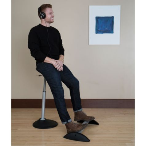 Shown in use with footrest sold separately