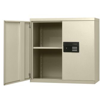 Wall Cabinet with Keyless Electronic Lock ...