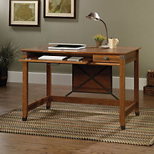 Carson Forge Compact Writing Desk, SAU-10393