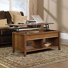 Carson Forge Lift Top Coffee Table, SAU-10396