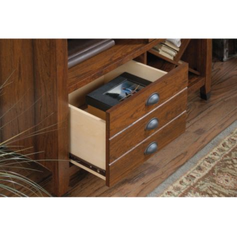 Carson Forge Sideboard Cabinet By Sauder Officefurniture Com