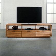 """Soft Modern 70"""" TV Stand, SAU-10971"""
