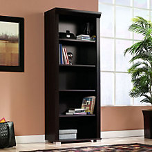 "Town Five Shelf Bookcase - 73""W, SAU-11071"