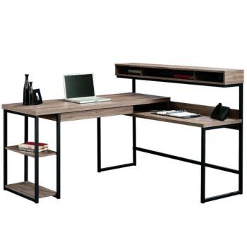 Transit L Shaped Modern Computer Desk 61wx59d