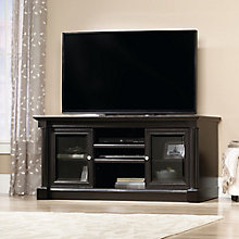 "Palladia TV Stand with Glass Doors - 60""W x 19""D, 8803066"