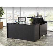 Via Adjustable Height L-Desk, 8823099