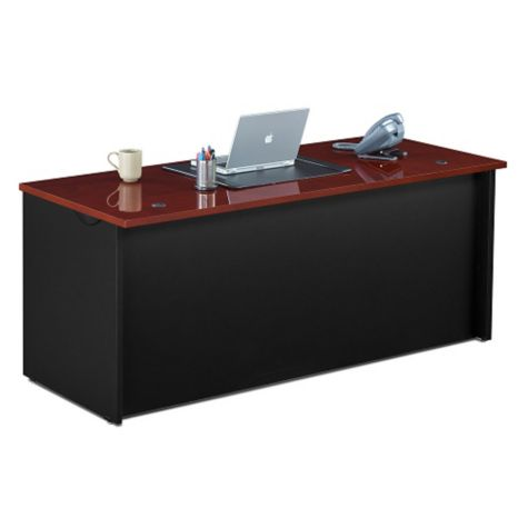 Approach view - credenza