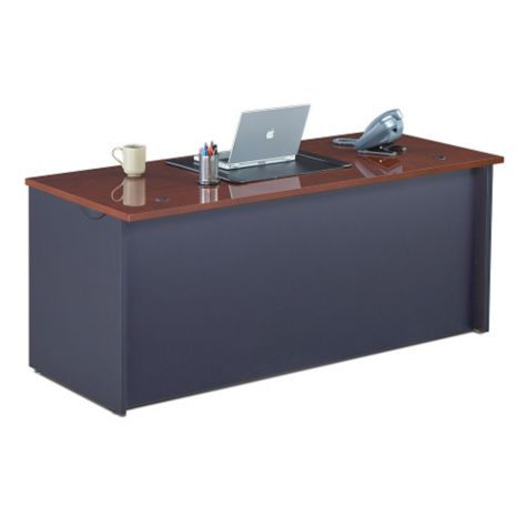 Credenza approach view