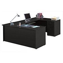 "Via Compact U-Desk - 60""W, 8803868"