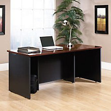 Via Executive Bowfront Desk Shell, SAU-401447