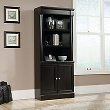 "Palladia Bookcase with Doors - 29""W x 72""H, 8803067"
