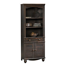 Harbor View Bookcase with Doors, SAU-55551