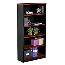 "Via Five Shelf Bookcase - 35.27""W, 8803859"