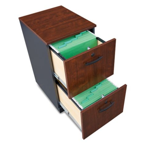 Cherry - with drawers open