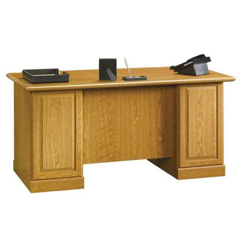 Orchard Hills Double Pedestal Executive Desk