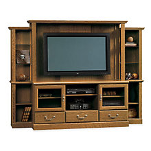 Orchard Hills Full Size Entertainment Center, SAU-402743