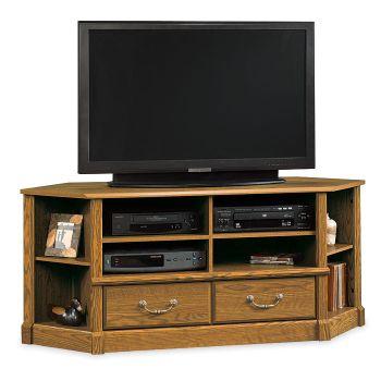 Orchard Hills Large Corner Tv Stand Sau 403818 Officefurniture Com