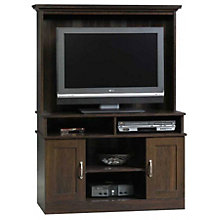 Cinnamon Cherry Entertainment Center, SAU-403933