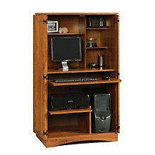 Harvest Mill Computer Armoire, SAU-404958