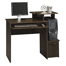 Beginnings Cinnamon Cherry Computer Desk, SAU-408726
