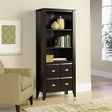 Shoal Creek Bookcase with Doors, 8802597