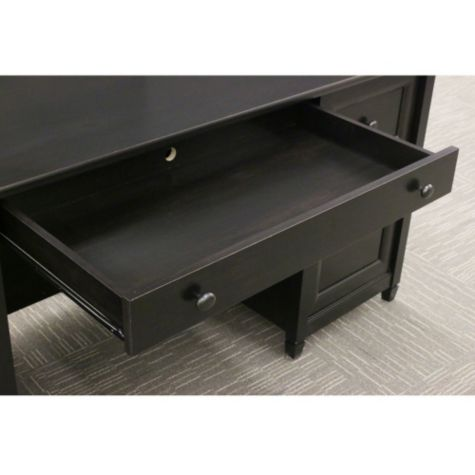 Center drawer front up