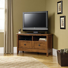 August Hill Corner TV Stand, SAU-410627