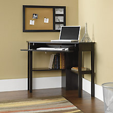 Beginnings Cinnamon Cherry Corner Computer Desk, SAU-412314