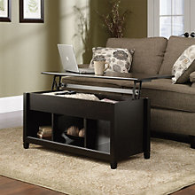 "Edge Water Lift Top Coffee Table in Estate Black - 41""W, 8804408"