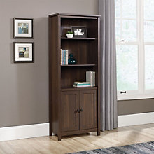 "County Line Bookcase with Doors - 69""H, 8804398"