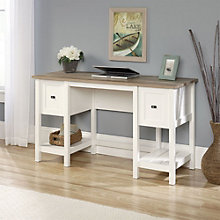 "Cottage Road Two Drawer Desk - 54""W, 8804389"