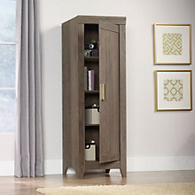 "Adept 22.625""W One Door Storage Cabinet, 8804351"