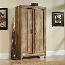 "Adept 38.875""W Two Door Storage Cabinet, 8804353"
