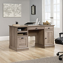 "Barrister Lane Double Pedestal Desk - 59""W, 8804359"