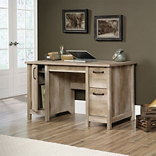 "Cannery Bridge Double Pedestal Desk - 53""W, 8804385"