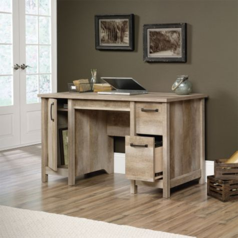 Features two pull out drawers