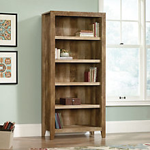 "Dakota Pass Five Shelf Bookcase - 71""H, 8804405"