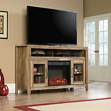 "Dakota Pass Electric Fireplace Credenza- 59""W, 8804410"