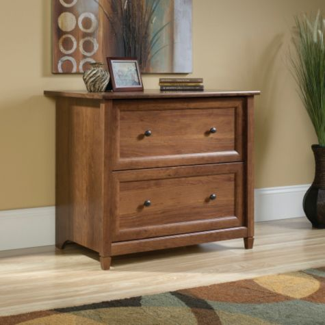 Sauder Edge Water Two Drawer Lateral File
