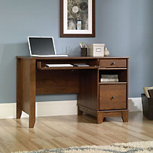 "Camarin Milled Cherry Computer Desk - 47.125""W, 8801652"