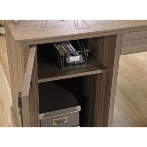 Inside cabinet