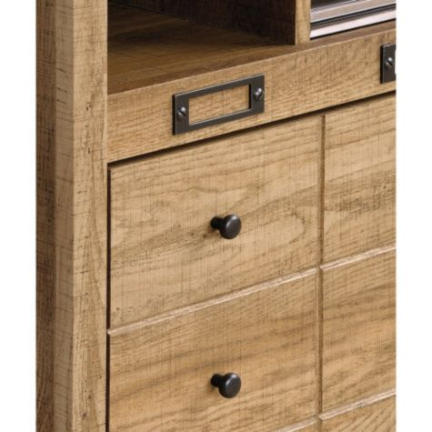 Close up of drawer fronts