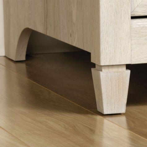 59 Quot W Sauder Edgewater Single Pedestal Desk