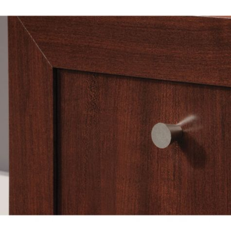 Close up of drawer knob