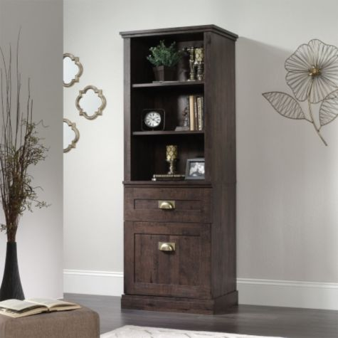 Shown with reversible back in Coffee Oak